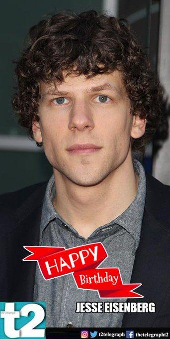 Happy birthday, Jesse Eisenberg. Mark Zuckerberg or Lex Luthor, pick a Jesse character you love