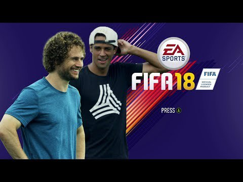 EA SPORTS FIFA 18 Real-Life Skill Games | Ep.8 Calen Carr v Stephen Keel https://t.co/IrJOnGwqwF https://t.co/QsSAdZIeQe