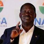 Raila Odinga denies reaching agreement with IEBC