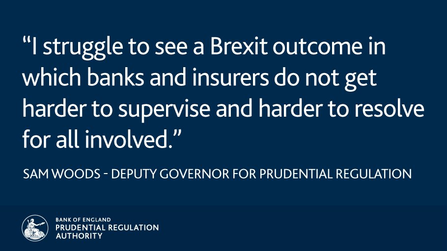Brexit restructuring by firms will in general increase their complexity. https://t.co/gXJQRi0DMn #geofinance https://t.co/RGKr1Eweva