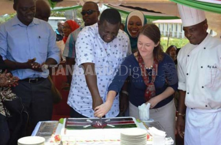 Kwale gets a methadone center for heroin addicts