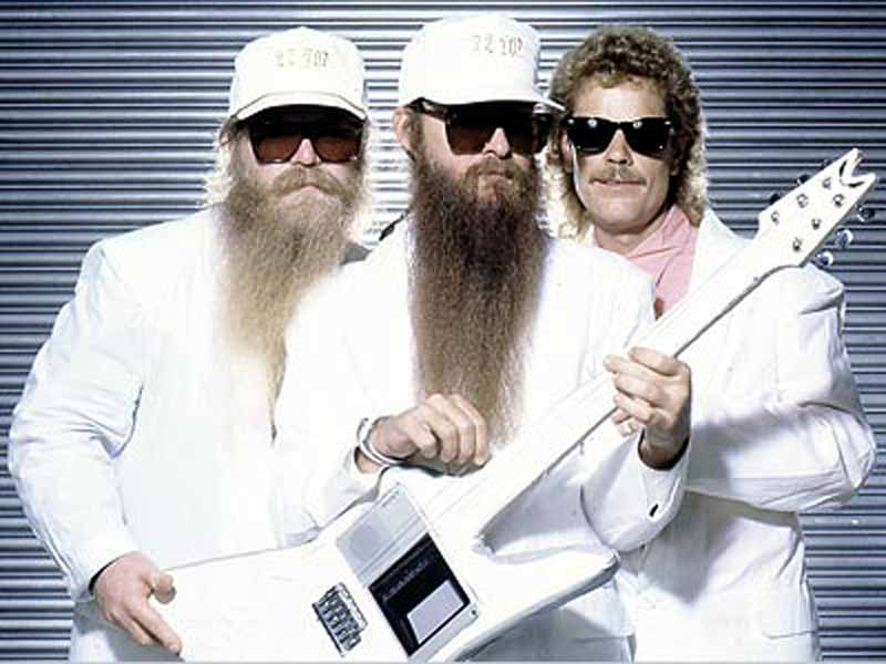 10 Things You Might Not Know About Zz Top