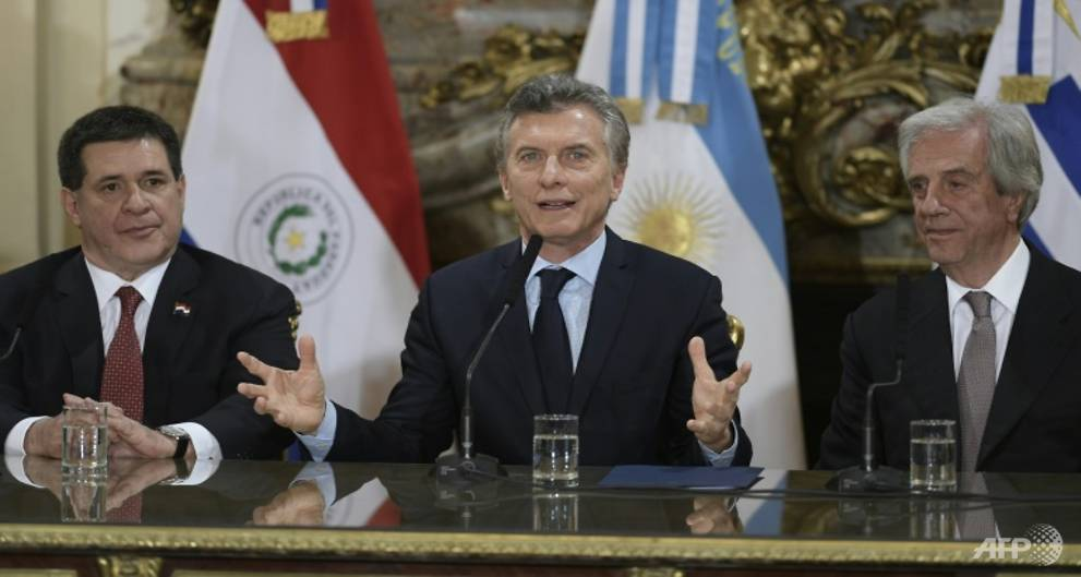 Argentina, Uruguay and Paraguay confirm 2030 World Cup bid