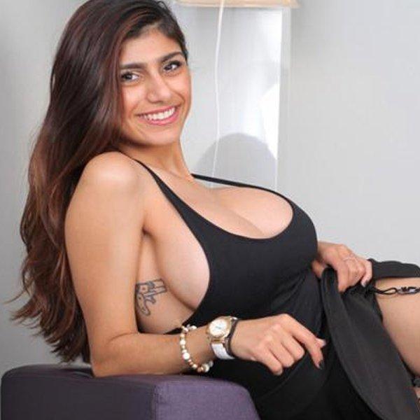 Hardcore interracial deepthroat action with exotic beauty Mia Khalifa  2159242