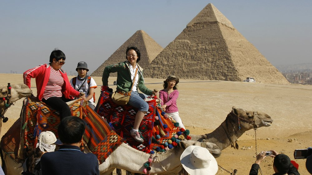 The story of Egypt's Chinese community, which has grown to over 10,000 people
