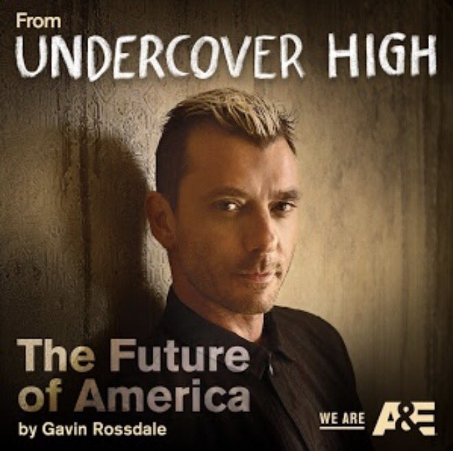 Tune in to hear the new music @AETV #undercoverhigh #aetv https://t.co/4KABwBdpFj