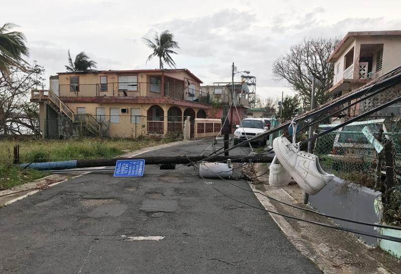 Mexico plans aid for Puerto Rico after Hurricane Maria