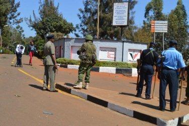 Land row sparks students protests in Kiambu