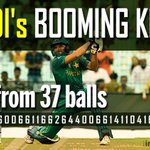 This day, that year: Boom Boom Shahid Afridi arrived with a 37-ball 100; watch viral video
