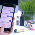 Student interns part of team for Shiseido chatbot