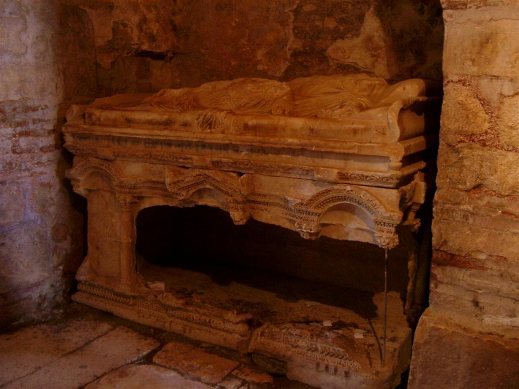 Santa Claus's tomb may have been discovered beneath an ancient church in Turkey