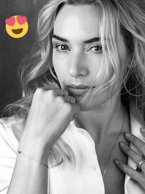 Happy Birthday Kate Winslet. She\s the best