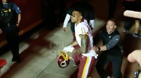Terrelle Pryor says his actions toward heckler were due to use of racial slur https://t.co/Q0w4hpaqao https://t.co/u5q9a2iyyq