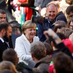 First German immigration law on agenda as Merkel seeks coalition