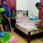 Baling flash flood leaves 140 villagers scrambling for higher ground