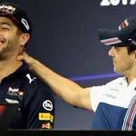 """F1, Ricciardo: """"Ferrari e Mercedes vicine"""". Bottas: """"È vero, soffriamo"""""""