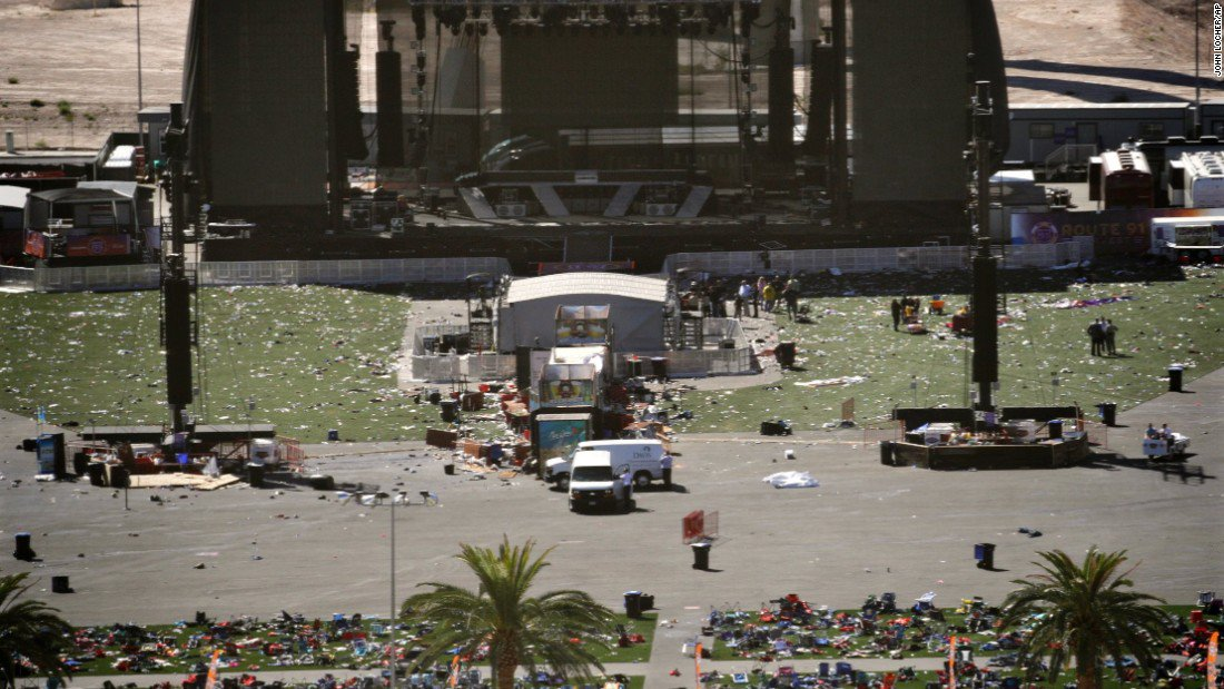 The Las Vegas massacre: Here's how the deadliest mass shooting in modern US history unfolded