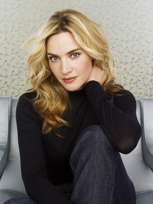 Happy Birthday, Kate Winslet! Born 5 October 1975 in Reading, England