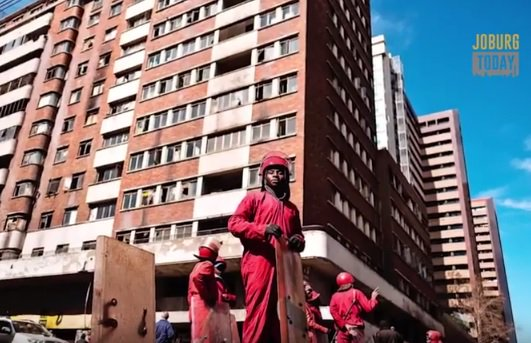 WATCH: Joburg Today – Inner city revitalisation programme: https://t.co/Hua73elXvD https://t.co/yVkCUm4ISt
