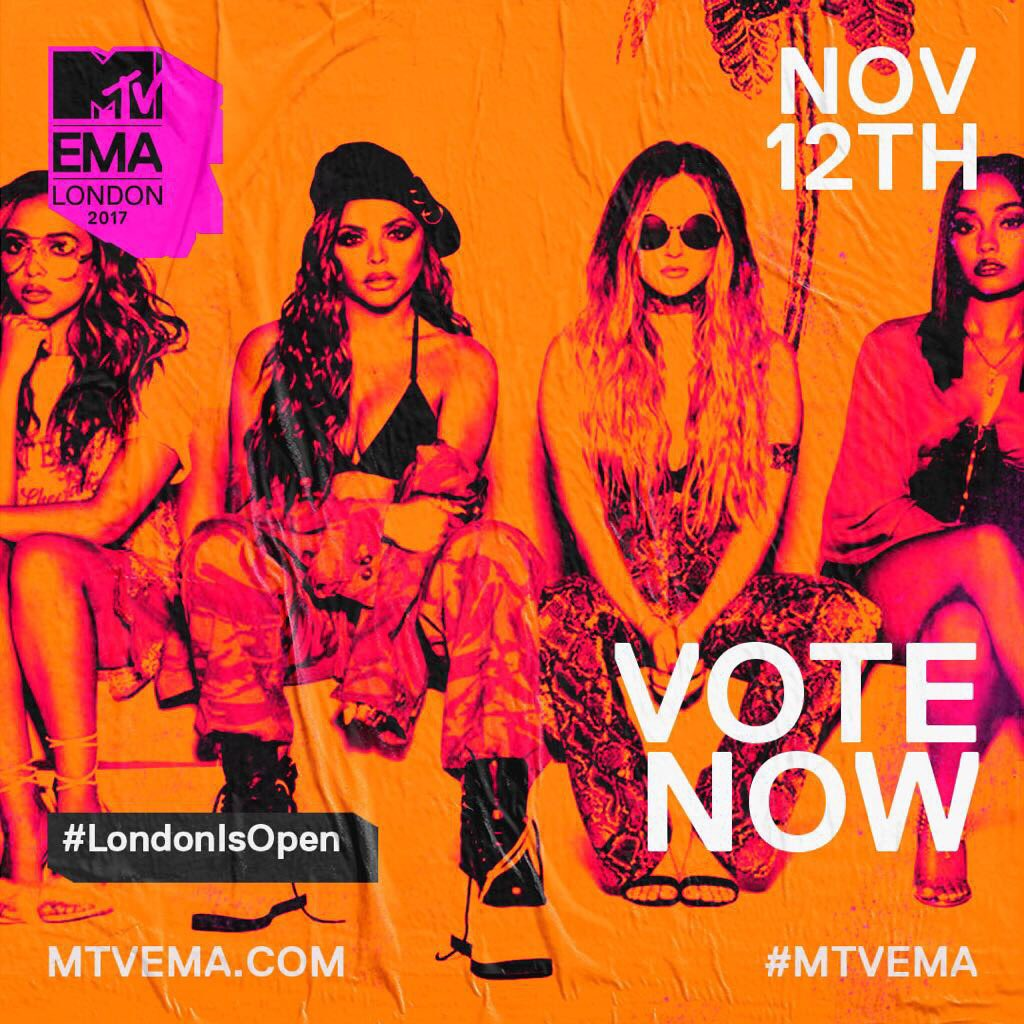 We've been nominated for Best UK and Ireland Act! You can VOTE NOW! Let's do this �� https://t.co/kMMPABxpF5 X leigh https://t.co/aGuYT0XHsd