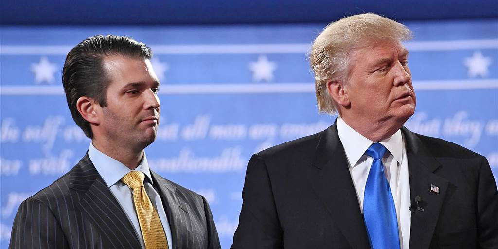 Should Donald Trump Jr. Be Getting Paid for Speeches?