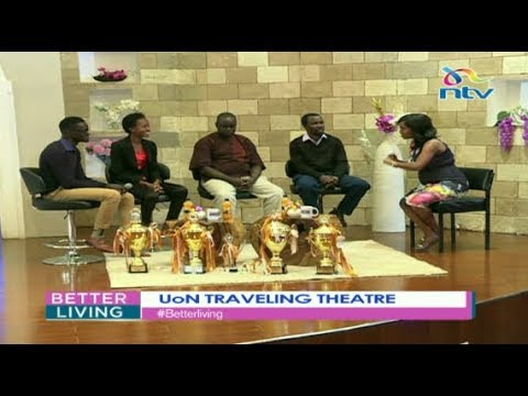 Building the performing arts industry's film and theatre sector at UoN