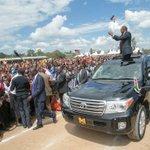Uhuru to campaign in CJ David Maraga's backyard