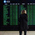 ASX ends flat but Qantas flies high