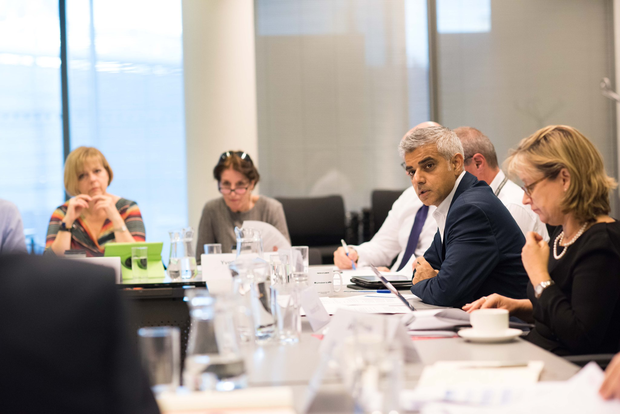 Today I met with the London Health Board – I'm proud of our ongoing work to make London the healthiest global city https://t.co/YxqVLWbppD