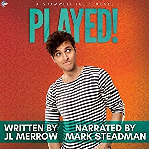 Audio Review: Played! by JL Merrow https://t.co/a8QvBI3KnT https://t.co/t2uwWgUhXY