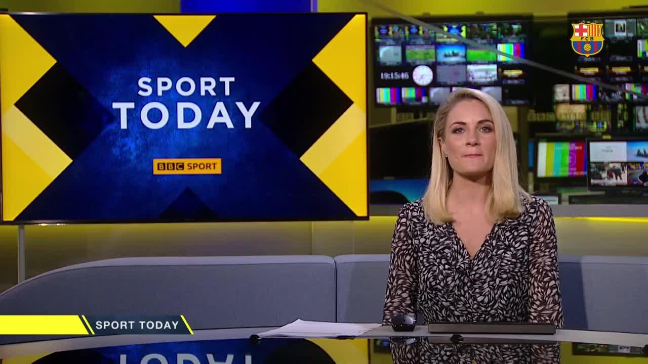 Barça vs Las Palmas in the international press https://t.co/QxRHyLUjBv
