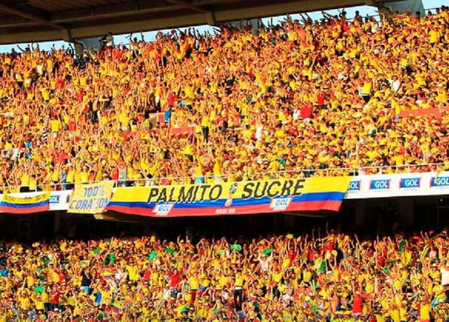 .@TuBoletaNews venderá más de 300 boletas para el juego Colombia vs Paraguay https://t.co/8Pof6mKPHn #MeridianoBLU https://t.co/CwLrgK3gwQ