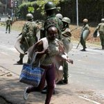 UoN students detail abuses by riot police