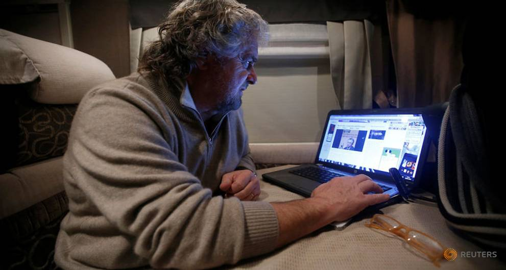 Hacking attacks - a pre-election setback for Italy's 5-Star Movement