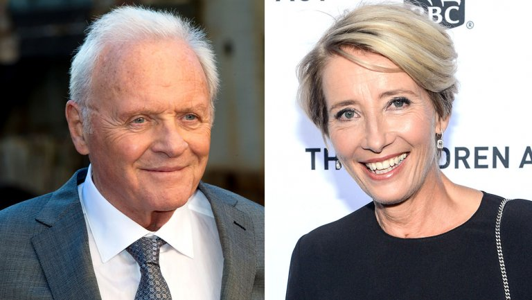 Anthony Hopkins, Emma Thompson to star in 'King Lear' for Amazon and BBC
