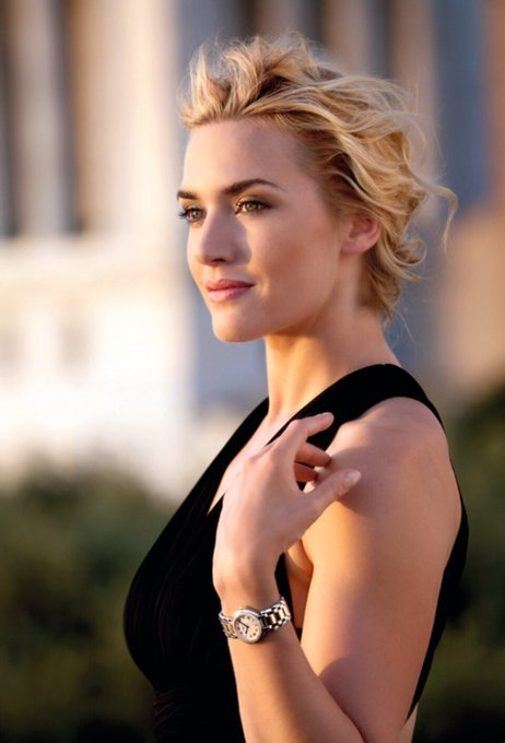 Happy Birthday to Kate Winslet, she turns 42 today