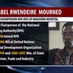 Rwendeire is dead: Died as he was being rushed to hospital