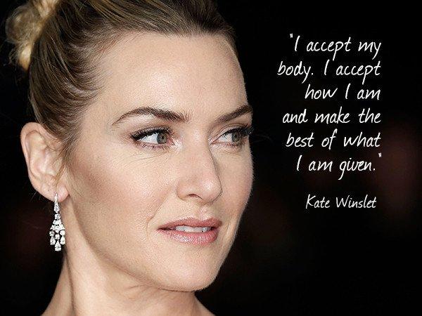 Happy Birthday, Kate Winslet!
