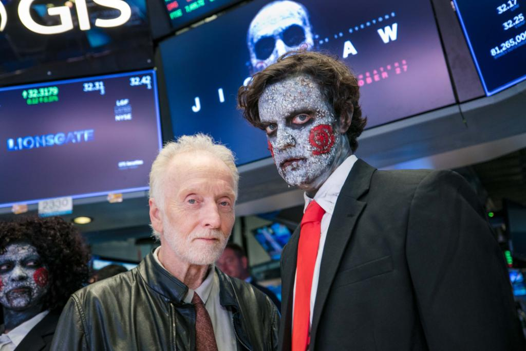 test Twitter Media - RT @NYSE: He's back..... #JIGSAWMovie https://t.co/OhNs4oGPnp