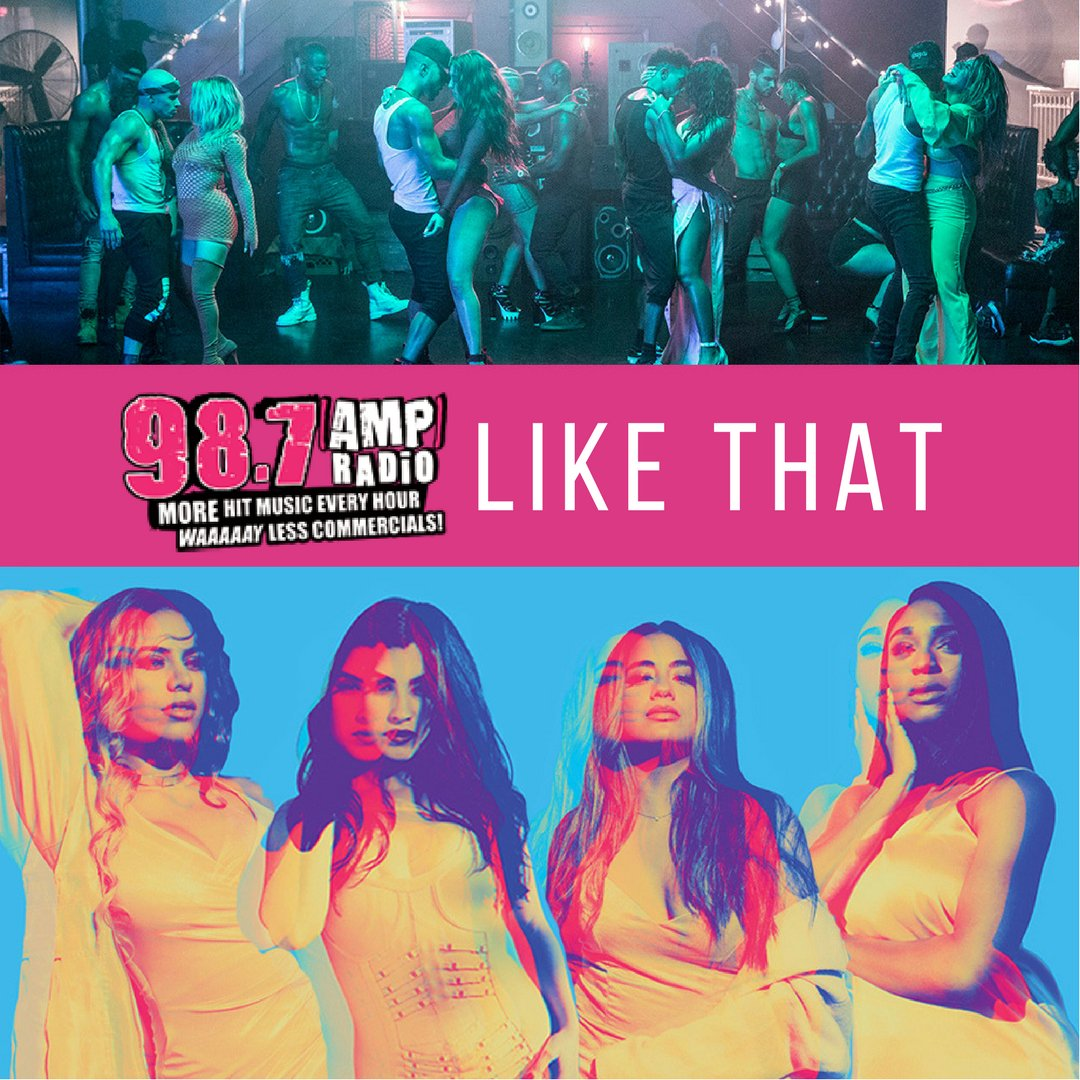 Did @987ampradio add #HeLikeThat? YES THEY DID �� Love you Detroit! https://t.co/I5iOFjgH9e