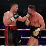 Anthony Joshua's promoter Eddie Hearn says Joseph Parker tough to promote in UK