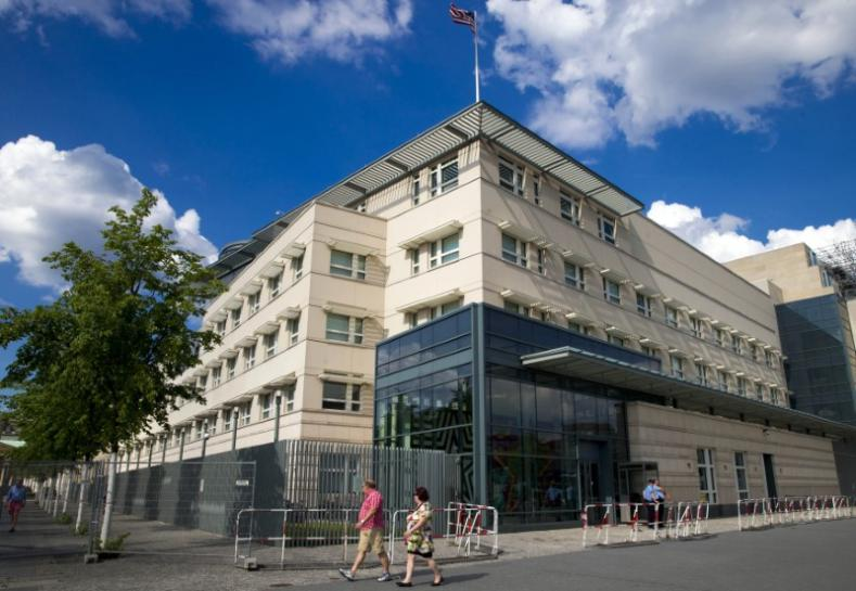 Germany drops mass U.S., UK spying probe on lack of evidence