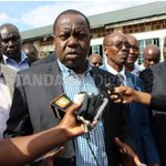 Re-arrest University of Nairobi students, Matiang'i says