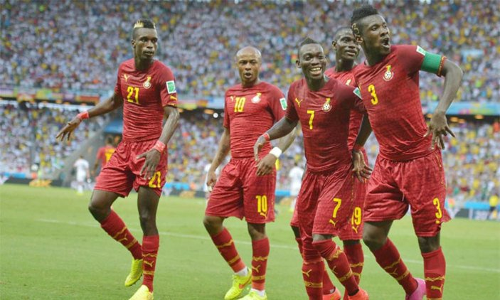 Ghana's Black Stars in injury crisis ahead of World Cup qualifier game with Uganda