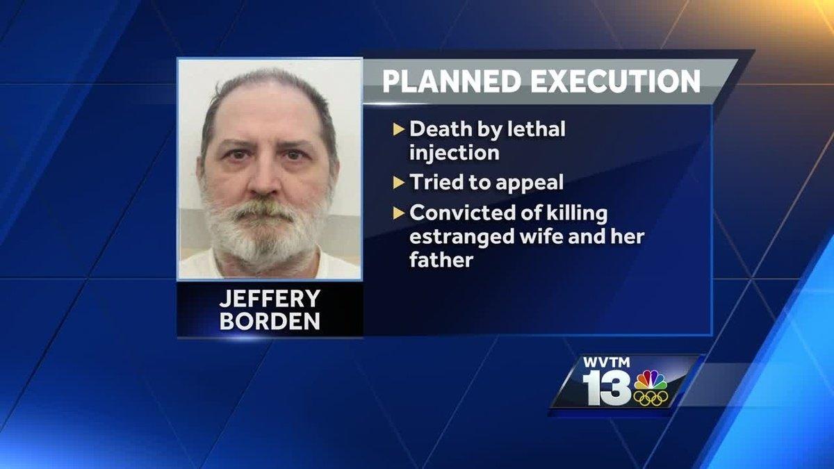 Alabama death row inmate seeks execution stay