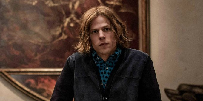 Happy birthday to Jesse Eisenberg! I hope we get to see your crazy Lex Luthor again soon.