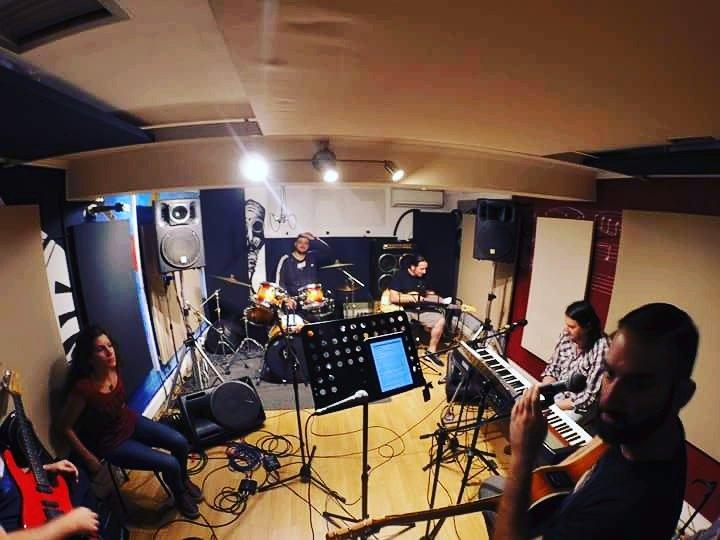 #synenoxoi_live_band #rehearsal