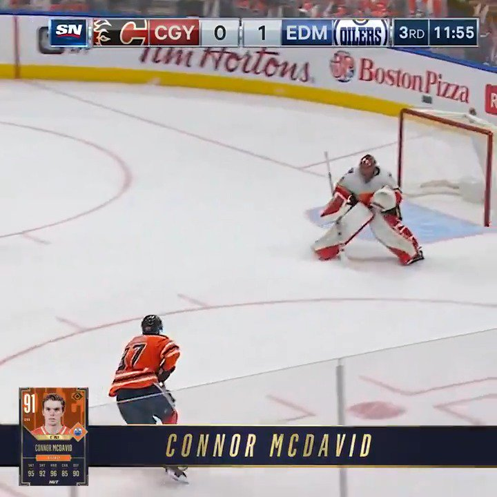 Another career milestone for @cmcdavid97 �� �� ��  Watch hockey wherever you are with #NHLTV �� https://t.co/MTV81Wt5eg https://t.co/P3B5Xlc7KM