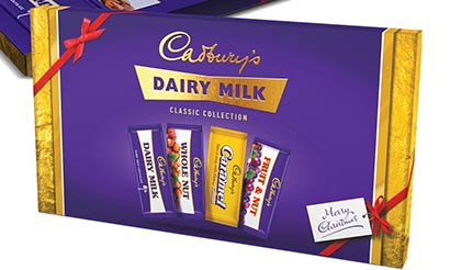 .@CadburyUK has launched a retro selection box for Christmas & we love it: