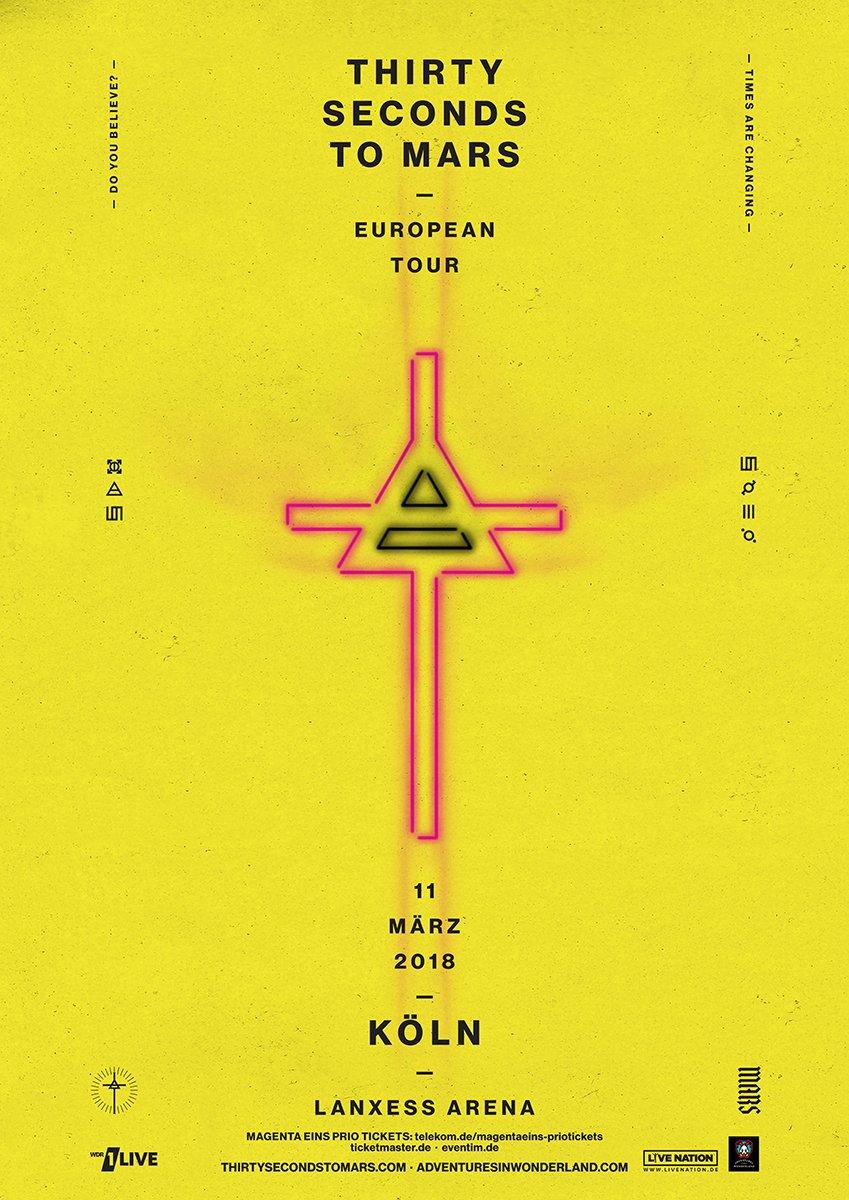 ���� MARS Karten für das Konzert in KOLN, MUNICH, HAMBURG, BERLIN sind JETZT ERHÄLTLICH: https://t.co/BvsLacHXPK https://t.co/DIVPzaQVWU
